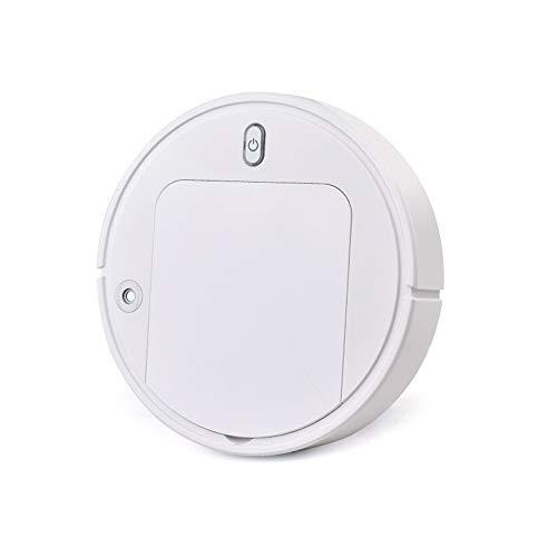 AjAC Mini Intelligente robotreiniger, desinfectie van het UV-licht, anti-drup sensor, oplaadbaar, voor harde vloer & carpets