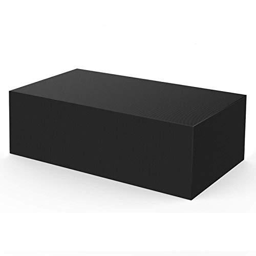 IJNBHU Fundas para Muebles de Jardín, Funda Mesa Exterior Cubre Muebles Exterior Impermeable, Impermeable, Anti-UV, Resitente al Polvo para Muebles de Jardín Mesas y Sillas