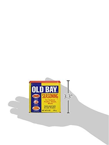 OLD BAY Seasoning, 6 oz