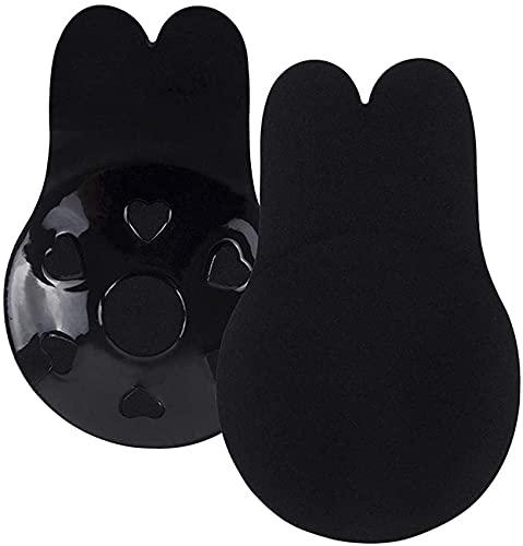 BLAZOR Adhesive Bra, Strapless Sticky Invisible Push Up Bra, Comfortable,...