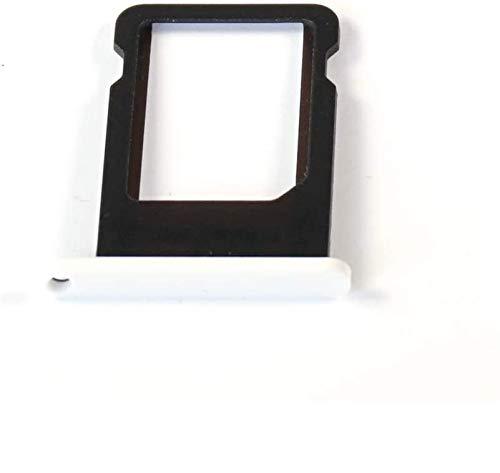 S4H SIM Karten Halter Tray Slot Halterung Weiss geeignet für iPhone 5c