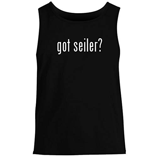 got seiler? - Men's Summer Tank Top, Black, X-Large