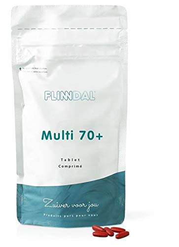 Flinndal - Multi 70+ - 90 tabletten