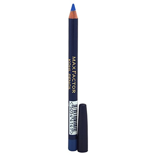 Max Factor Kohl Pencil No. 080 Eye Liner, Cobalt Blue