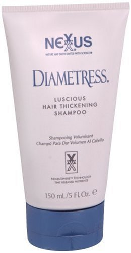 Nexxus Diametress Luscious Hair Thickening Shampoo, 5.1 Fl Oz (150 mL)