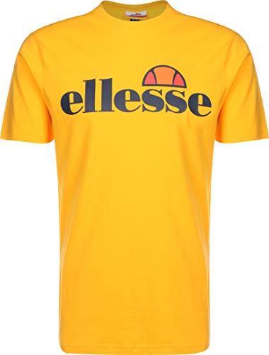 ellesse Herren Sl Prado Unterhemd, Gelb, M