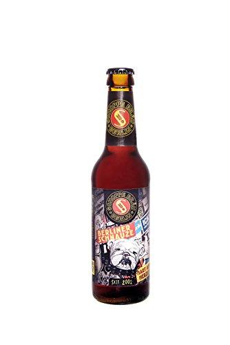Schoppe Bräu Berliner Schnauze Dunkles Bier MEHRWEG (1 x 0.33 l)