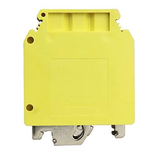 Schutzleiterklemme Reihenklemme 35mm2 gelb-grün DGN 3442