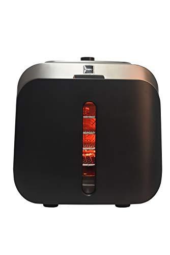 Maxxo Infra Dry+ Infrarot Dörrgerät IR Dörrautomat für trockenfleisch Jerky fruchtleder früchtetrockner Fleischtrockner Leistung 500W