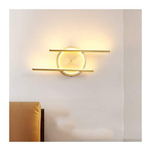 JYDQM Foco de Techo, Lámpara de Pared, Lámpara de Maquillaje de Re, Lámpara de Espejo Led para Baño, Lavabo Minimalista Moderno, Lámpara de Pared para Armario con Espejo de Baño