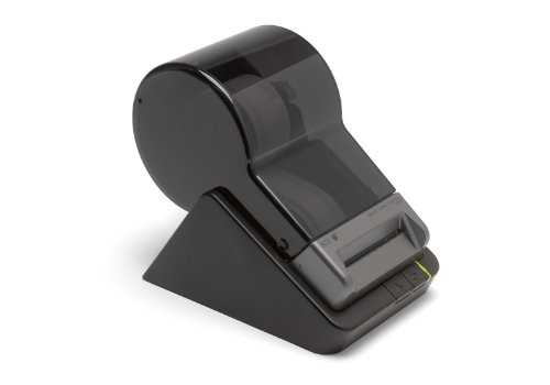 Smart Label Printer 650 - Monochrome Direct Thermal Printing   Desktop Label Printer & Software   High Speed & High Performance Portable Label Print, PC/Mac, USB, 3.94in/s, 300 dpi