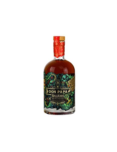 Don Papa MASSKARA Aged Philippine Rum (1 x 0.7 l)