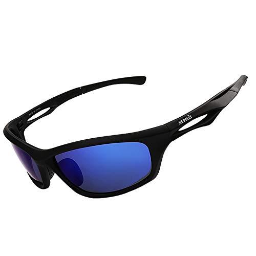 Blisfille Gafas para Frio Gafas de Ventisca,Negro Vistoso