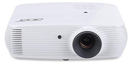Acer H5382BD DLP Projektor (WXGA 1280 x 720 Pixel, 3.300 ANSI Lumen, Kontrast 20.000:1, 3D)