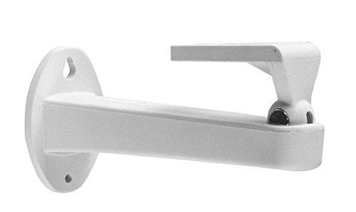 ds-1296zj-h aluminio ajustable pared soporte de techo 196 mm 360 ° Soporte Universal de cámara soporte accesorios de seguridad CCTV bala Cámara casa Sistema de vigilancia cúpula CCD cuerpo