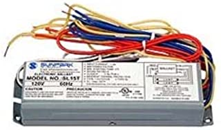 Best sunpark model sl15t ballast Reviews