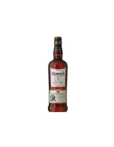 Dewar's 12 Years Old The Ancestor Blended Scotch Whisky 40% Vol. 0,7 l + GB