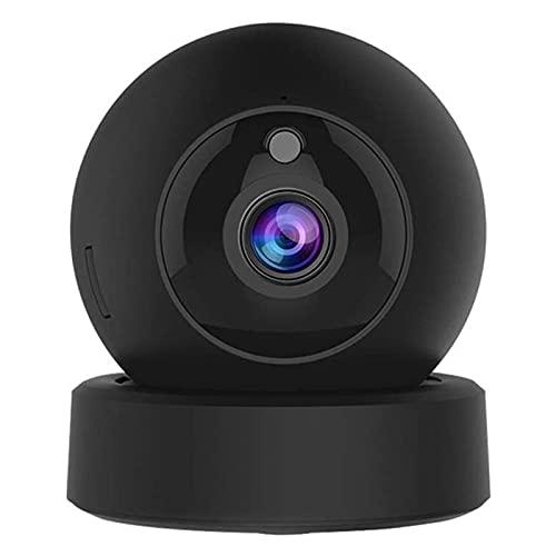 HKJZ SFLRW Cámara de Seguridad Sistema de cámara de Seguridad para el hogar inalámbrico, 108 0P HD, Impermeable, visión Nocturna, detección de Movimiento.