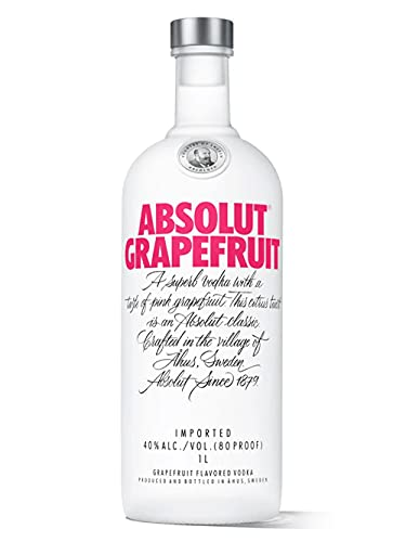 Absolut Grapefruit Edição Colecionador 100% Original