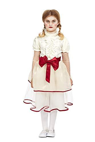 Smiffys Disfraz de muñeca de porcelana