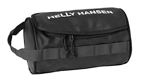 Helly Hansen Hh Wash Bag 2, Borsa Unisex Adulto, Nero 990, 25 x 15 x 25 cm