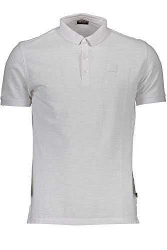 Napapijri Erzin Polo, Blanco (Bright White 002), Medium para Hombre
