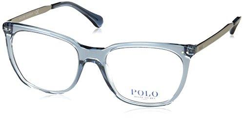 Polo Ralph Lauren 0PH2170, Monturas de Gafas para Mujer, Azul (Shiny Opal...