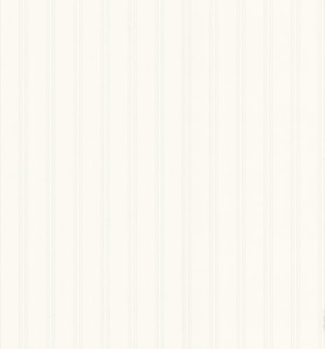 Brewster 144-59016 Destinations by The Shore Beadboard Wallpaper, 20.5-Inch by 396-Inch, White