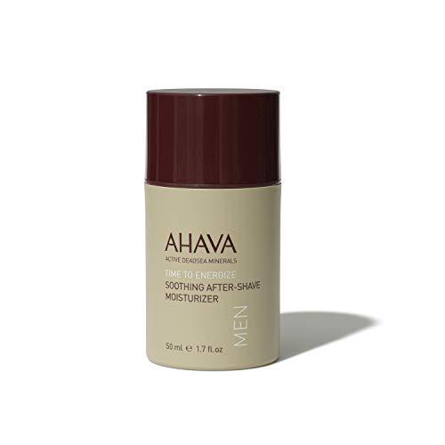 AHAVA Crema After-Shave Humectante Y Suavizante - 50 ml.