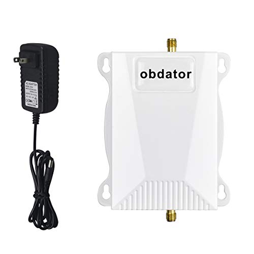 Verizon Cell Phone Signal Booster for Home and Office - Boost Data +...