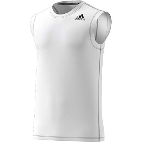 adidas Camiseta sin Mangas Modelo TF SL FT T Marca