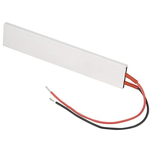 Astibym Elemento Calefactor PTC Duradero de Placa calefactora PTC para Aire Acondicionado para automóviles(11V 220℃)