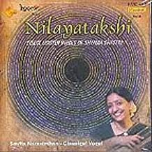 Nilayatakshi - Select Master Pieces of Shyama Shastri (Music CD)