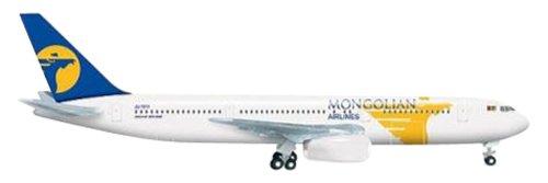Herpa - 523905 - Miat - Mongolian Airlines Boeing 767-300 - Ju-1011