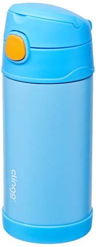 Garrafa termica azul Clingo, Clingo, Azul