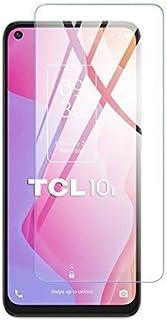【2枚セット】 TCL 10 Lite フィルム 日本旭硝子素材 ガラスフィルム Goevce 硬度9H 厚さ0.26 気泡ゼロ 指紋防止 2.5D 保護フィルム