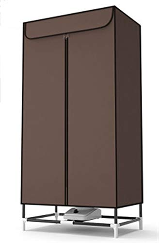 Secadora Ropa Eléctrica Eléctrica Secadora de ropa grande de 15 kg capacidad de 25 artículos de Energía Eficiente cubierta húmeda de lavandería aire caliente de secado Armario for el regalo for la mad