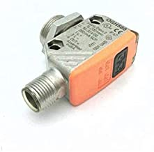 IFM OGH-FPKG/US/CUBE-OGH580 DIFFUSE REFLECTION SENSOR, CUBE, BACKGROUND SUPPRESSION, ELECTRICAL DESIGN: DC PNP, TYPE OF LIGHT: RED LIGHT 624 MM, ROBUST RECTANGULAR METAL HOUSING WITH M18, THREAD ON TH