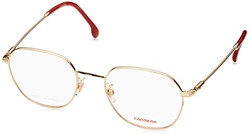 Carrera 180/F Gafas, Hell Gold, 50 Unisex Adulto