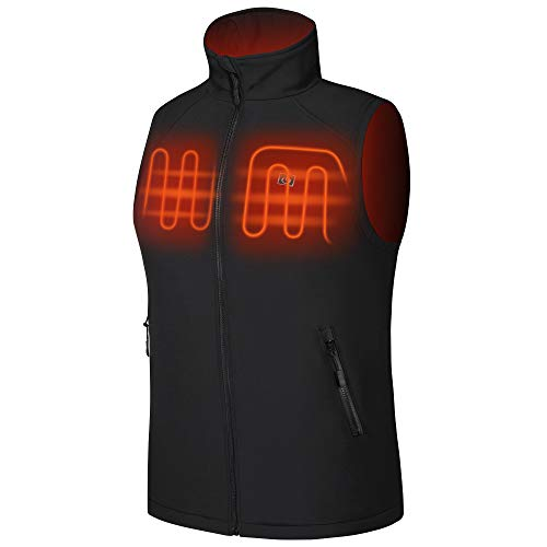 NORA TWIPS USB Heated Vest for Men and Women