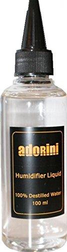 Lifestyle-Ambiente Adorini Humidor Befeuchterflüssigkeit - Befeuchterlösung inkl Tastingbogen