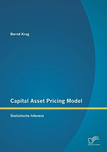 Capital Asset Pricing Model: Statistische Inferenz