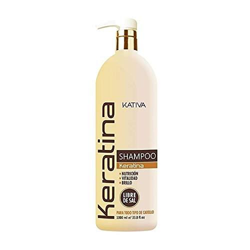 Kativa Keratin Shampoo 1000ml.