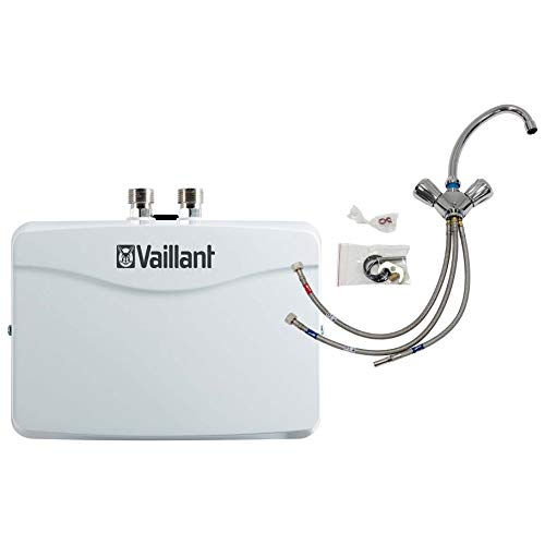 Vaillant mini VED H 3/2 N 0020211200 Durchlauferhitzer+Armatur 302595