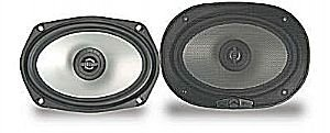 Bazooka RS690, 15,2cm x 22,9cm (6x9) 2 Wege Koax Lautsprecher, 140W RMS