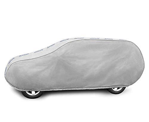 Mehrsaisonale Abdeckplane für das Auto geeignet für Audi Q5 Vollgarage Autoadbeckung Ganzgarage - XL SUV