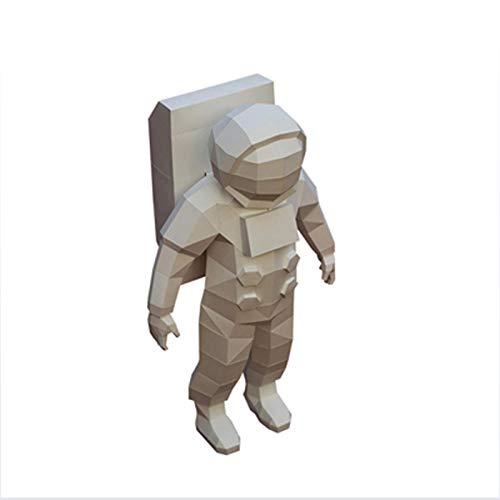DAGCOT Trofeo de Papel Origami Decoración DIY 3D Papel Molde Compras Mall Personalización Personalización Origami Decoración Art Pieza Creativa Origami Material Pack