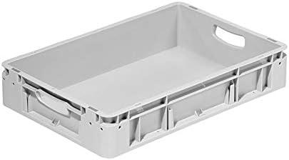 Allpax Auflagedeckel f/ür Euronorm Stapelbeh/älter Primus 300 x 200 mm Verschiedene Ausf/ührungen und Gr/ö/ßen formstabil und belastbar