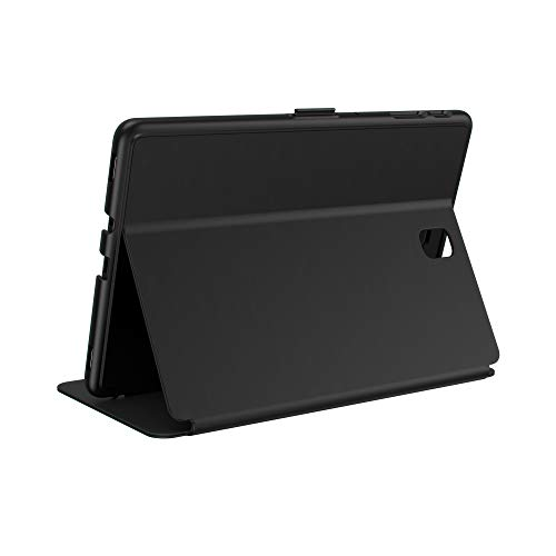 Speck Products Balancefolio Samsung Galaxy Tab S4 Case and Stand, Black