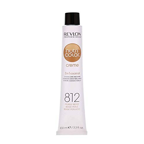 Revlon Nutri Color 812/Beige Pearl 50Ml